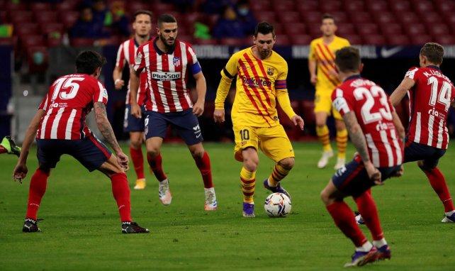 FC Barcelona | Leo Messi mantiene la incertidumbre