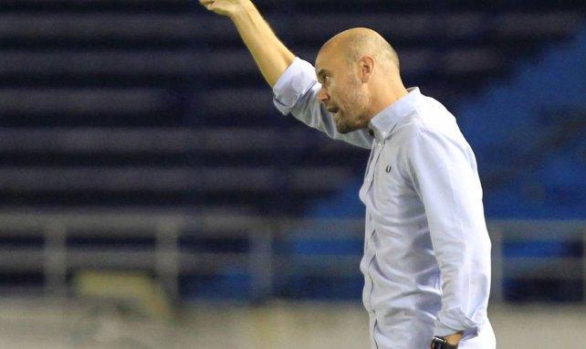El Palmeiras valora el fichaje de un entrenador español