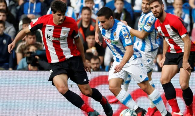MIkel San José alude a su salida del Athletic Club