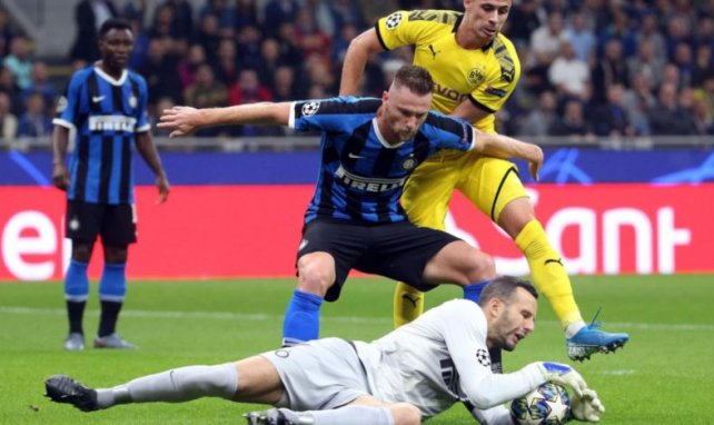 Real Madrid-FC Barcelona | El Inter pone precio a Milan Skriniar