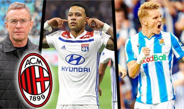 La espectacular revolución que prepara el AC Milan
