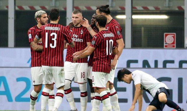 El AC Milan trabaja en una renovación