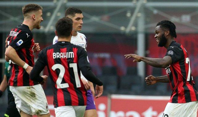 Serie A   El AC Milan tumba a la Fiorentina en San Siro