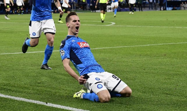 ¿Arkadiusz Milik, rumbo a la Premier League?