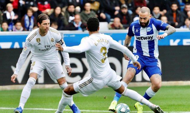 Una nueva oportunidad para Éder Militao en el Real Madrid