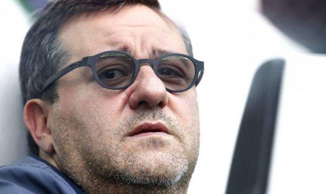 Los tres negocios que la Juventus pretende cerrar con Mino Raiola
