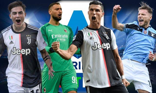 El 11 tipo de la temporada en Serie A