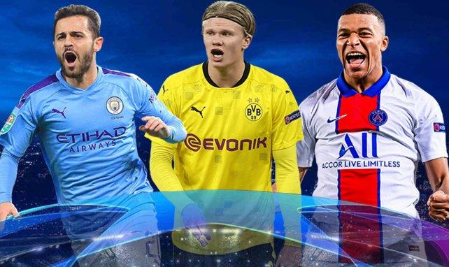 Liga de Campeones | Equipo tipo de la ida de 1/8 de final