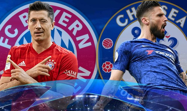 Bayern Múnich – Chelsea | Los onces probables