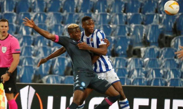 La Real Sociedad sigue dando forma al adiós de Modibo Sagnan