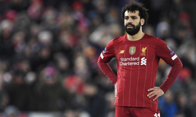 Mohamed Salah tiene unos números extraordinarios