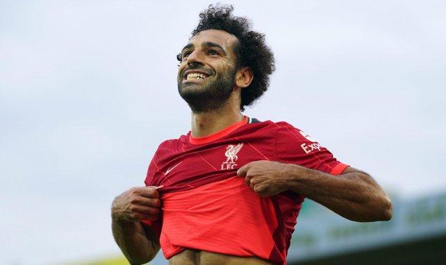 Mohamed Salah lanza un increíble anuncio sobre su futuro