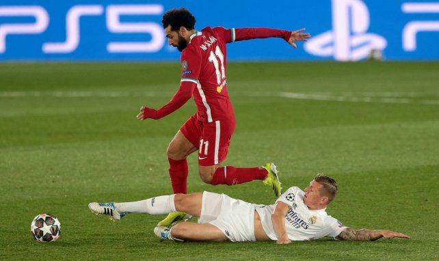 """El Real Madrid """"condiciona"""" el futuro de Mohamed Salah"""