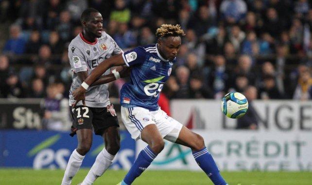 Mohamed Simakan alude al interés del AC Milan