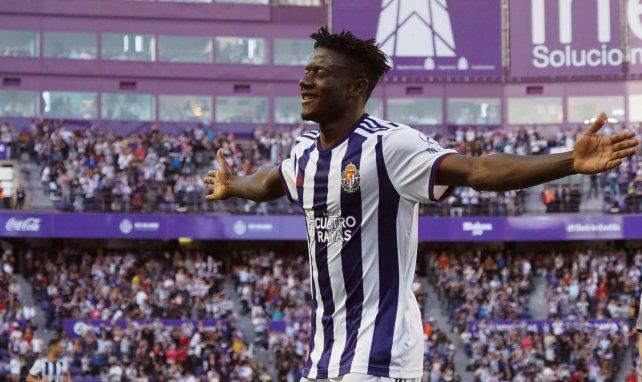 El posible recambio de Salisu en el Real Valladolid