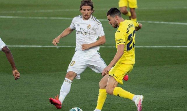 El Villarreal renueva a Moi Gómez