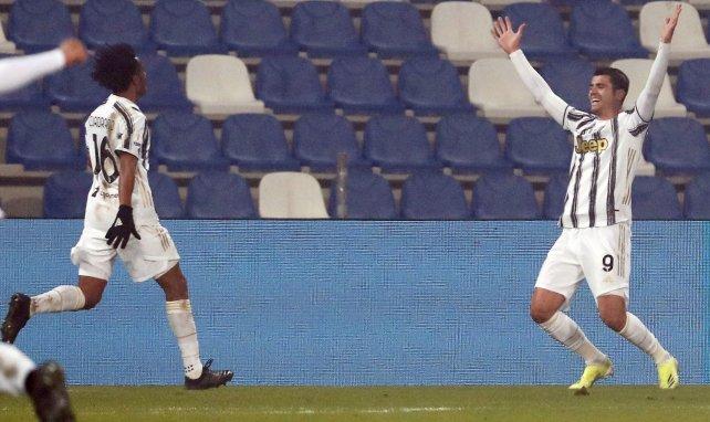El nuevo plan de la Juventus para retener a Álvaro Morata