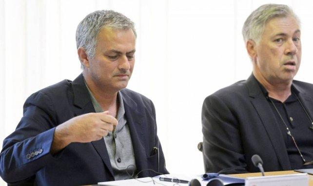 La obsesión defensiva de José Mourinho: El Tottenham vigila a 2 zagueros