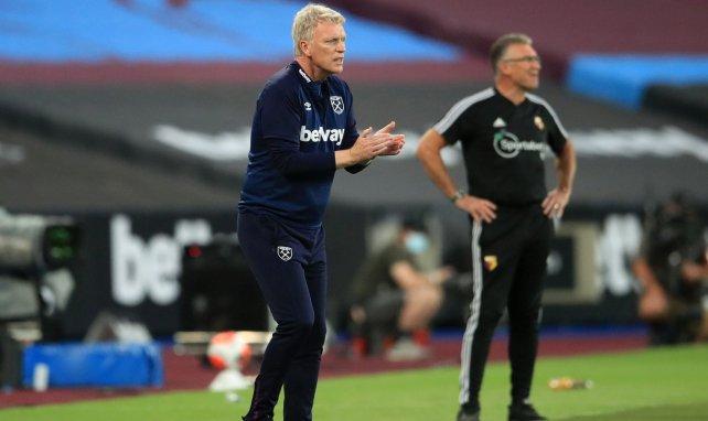 La posición del West Ham con David Moyes