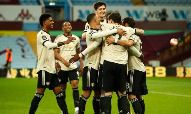 Premier | El Manchester United golea al Aston Villa
