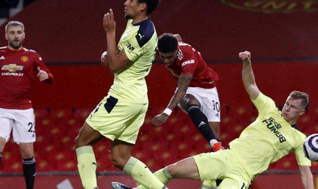 Premier | El MU suma los tres puntos contra el Newcastle United