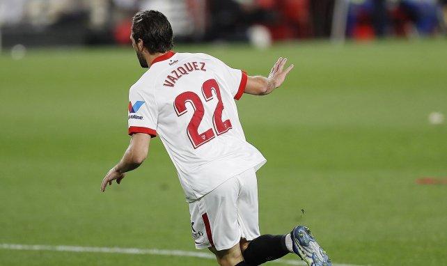 El Torino ha puesto los ojos en el 'Mudo' Vázquez
