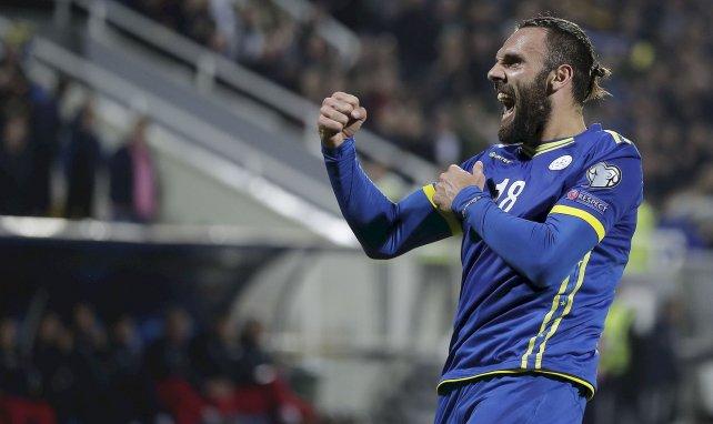 Vedat Muriqi jugará en la Lazio