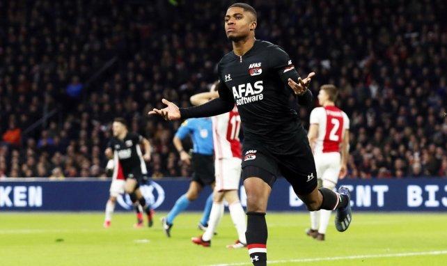 El Sevilla se interesa por la nueva joya del fútbol holandés