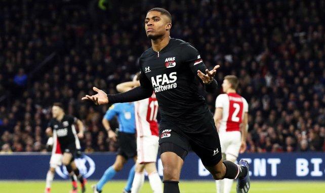 Myron Boadu se mantiene en el punto de mira del Sevilla
