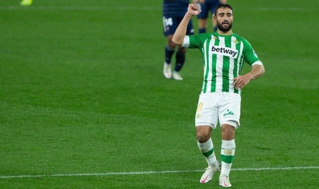 Nabil Fekir es uno de los baluartes del Real Betis