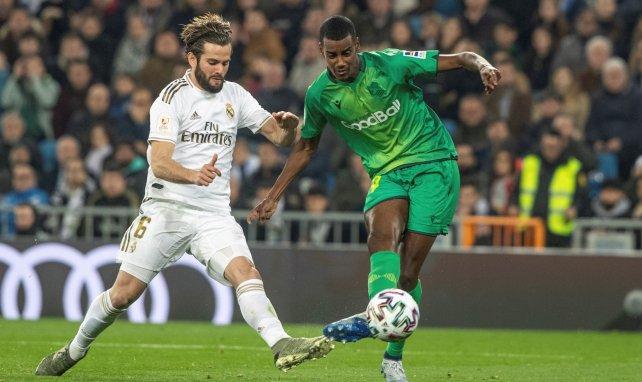 El plan a seguir por Nacho Fernández en el Real Madrid
