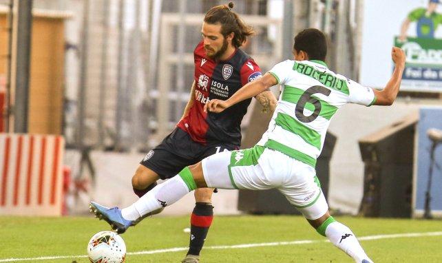 El Inter de Milán estrecha el cerco sobre Nahitan Nández