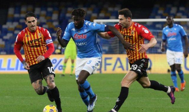 Serie A | El Nápoles doblega al Benevento