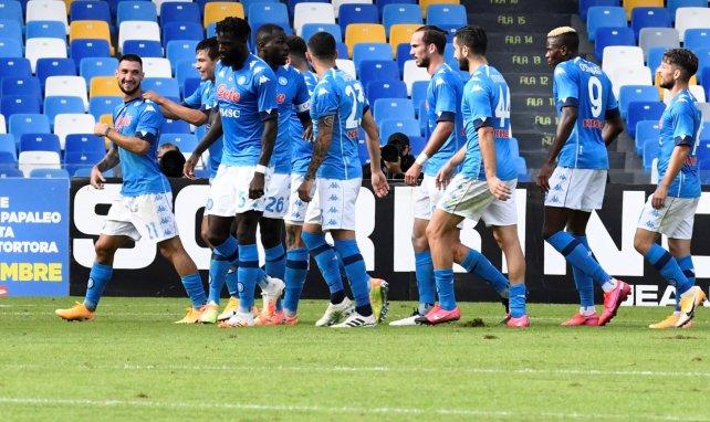 Serie A | El Nápoles golea a la Lazio