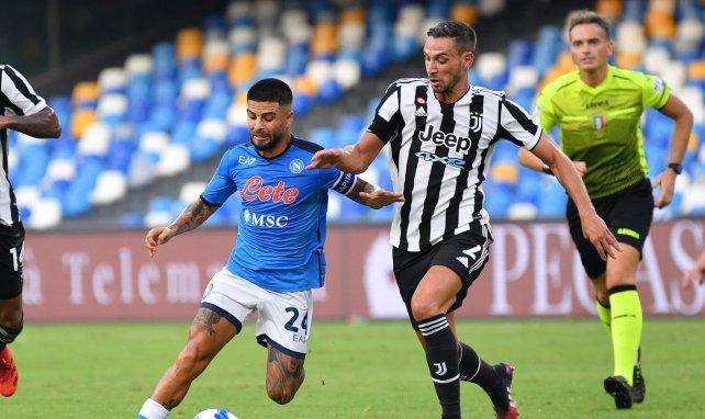 El Inter de Milán tiene un plan para el fichaje de Lorenzo Insigne