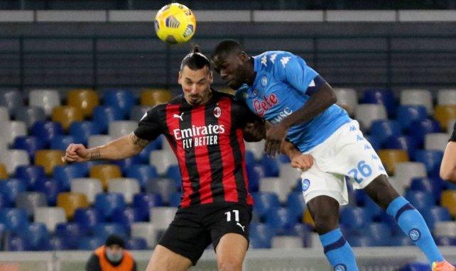 Serie A | Zlatan Ibrahimovic impulsa al AC Milan en Nápoles