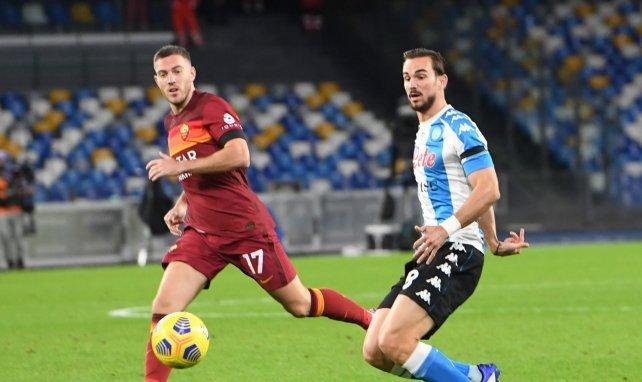 Serie A | El Nápoles golea a la AS Roma en el homenaje a Maradona