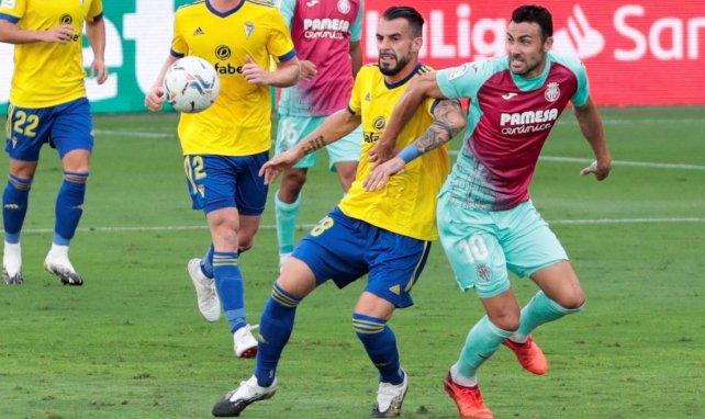 Liga | El Cádiz neutraliza al Villarreal