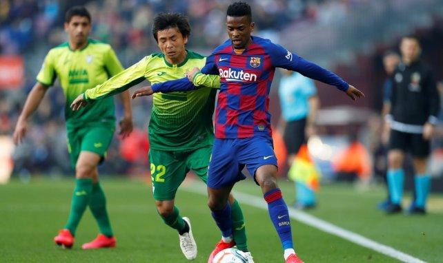 El FC Barcelona define sus intenciones con Nelson Semedo
