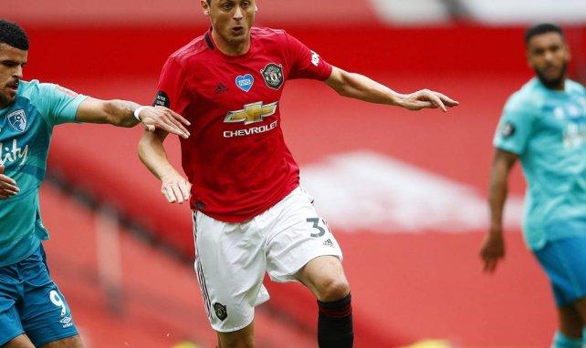 El Manchester United renueva a Nemanja Matic