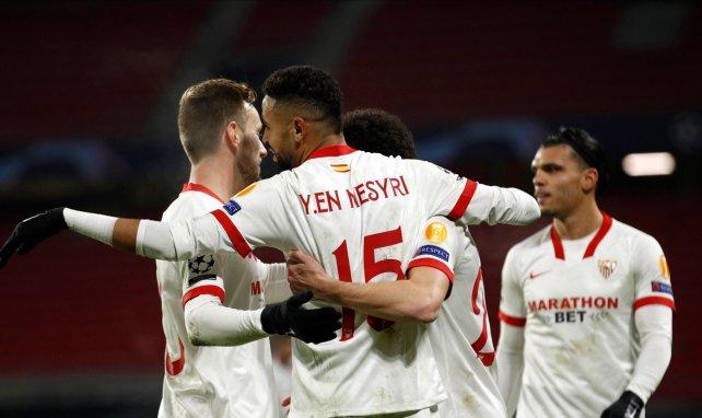 El Sevilla puede ingresar cerca de 50 M€ con Youssef En-Nesyri