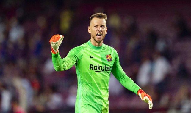 El FC Barcelona, abierto a negociar por Neto