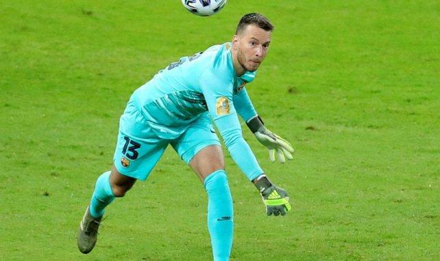 Una incógnita sin resolver en el FC Barcelona: El papel de Neto