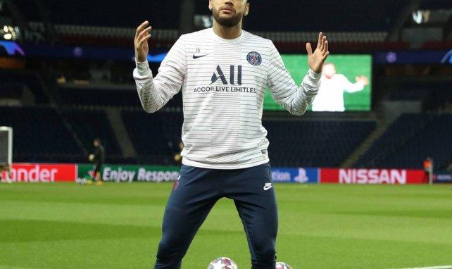 La réplica del PSG al OL por el fichaje de Neymar