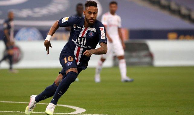 Neymar lleva 3 años en París