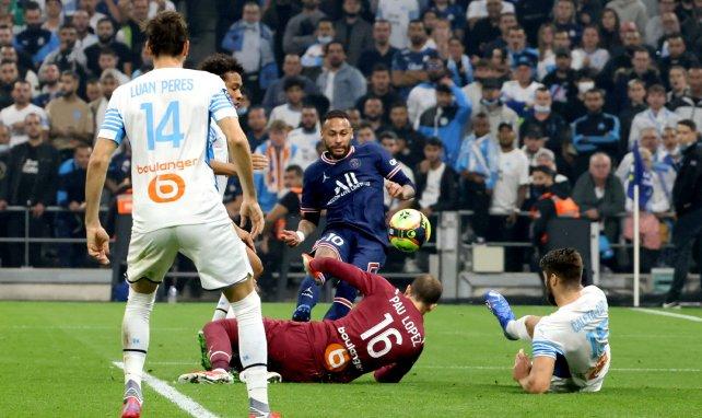 Ligue 1 | Combate nulo entre Olympique de Marsella y PSG