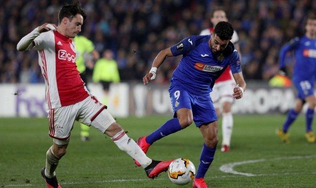Nicolás Tagliafico ha llamado la atención del Manchester City