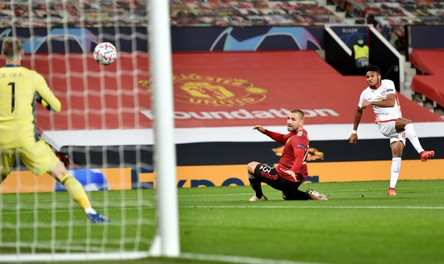 El RB Leipzig disfruta de la mejor versión de Christopher Nkunku
