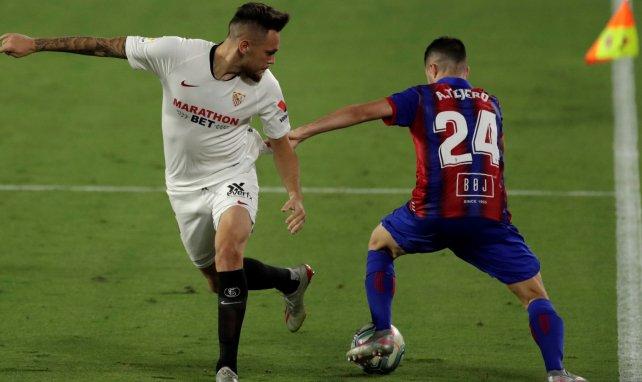 Lucas Ocampos se deshace en elogios hacia Leo Messi