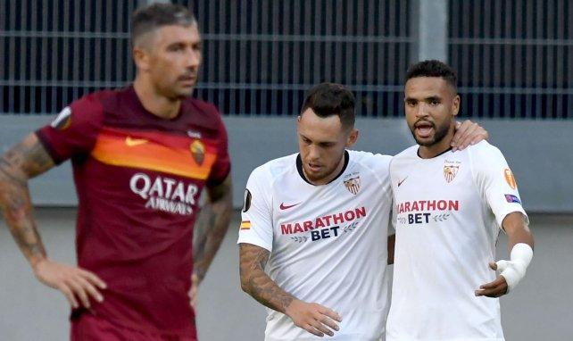 Europa League | El Sevilla pasa por encima de la AS Roma